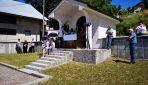 Lug: Na groblju spaljenih služena sveta misa u spomen na 83-oje nevino stradalih